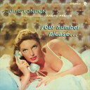 輸入盤 JULIE LONDON / YOUR NUMBER PLEASE... + 1 BONUS TRACK [LP]