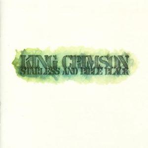 ロック・ポップス, その他  KING CRIMSON STARLESS BIBLE BLACK LP