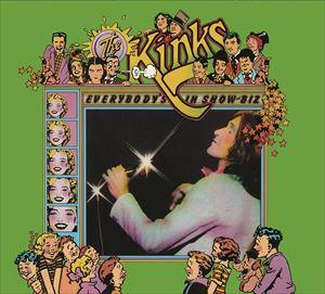 [送料無料] 輸入盤 KINKS / EVERYBODY'S IN SHOW-BIZ (LEGACY EDITION) [2CD]