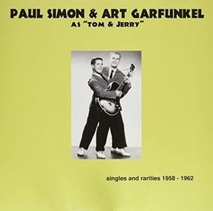 輸入盤 PAUL SIMON & ART GARFUNKEL / AS 'TOM & JERRY' [LP]