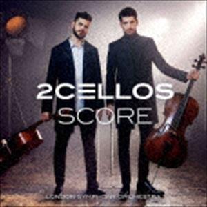 2Cellos / スコア(Blu-specCD2) [CD]
