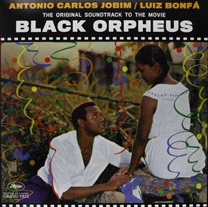 輸入盤 ANTONIO CARLOS JOBIM & LUIZ BONFA / BLACK ORPHEUS + 3 BONUS TRACKS [LP]
