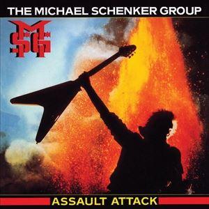 ヘビーメタル・ハードロック, その他  MICHAEL SCHENKER GROUP ASSAULT ATTACK LP