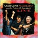 [送料無料] チック・コリア・アコースティック・バンド / LIVE(SHM-CD) [CD]