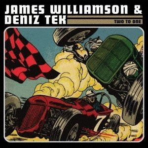 JAMES WILLIAMSON & DENIZ TEK / TWO TO ONE [CD]