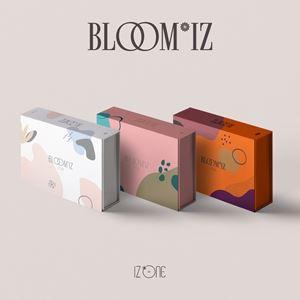 韓国(K-POP)・アジア, 韓国(K-POP)  IZONE 1ST FULL ALBUM BLOOMIZ CD