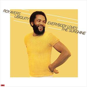 [送料無料] 輸入盤 ROY AYERS UBIQUITY / EVERYBODY LOVES THE SUNSHINE (LTD) [LP]