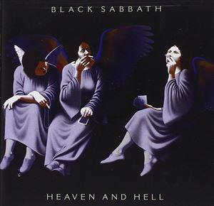 ヘビーメタル・ハードロック, その他  BLACK SABBATH HEAVEN AND HELL CD