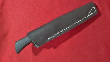 青紙一号鍛造手打ちナイフ1型100mm実用ナイフ狩猟刀・アウトドア・鍛造ナイフ