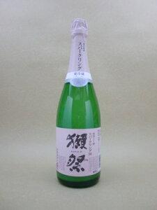 ※クール便限定商品【発送+210円】 獺祭(だっさい) 純米大吟醸50 発泡にごり酒 スパーク…