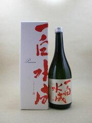 一白水成 720ml【福禄寿酒造】【秋田県】【日本酒】