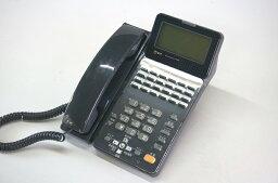 【中古】NTT αGX 後期 24ボタンスターアナログ停電電話機 黒 ビジネスホン、スター配線、アナログ回線利用の停電時でも通話可能 GX-(24)APFSTEL-(2)(K) GX-24APFSTEL