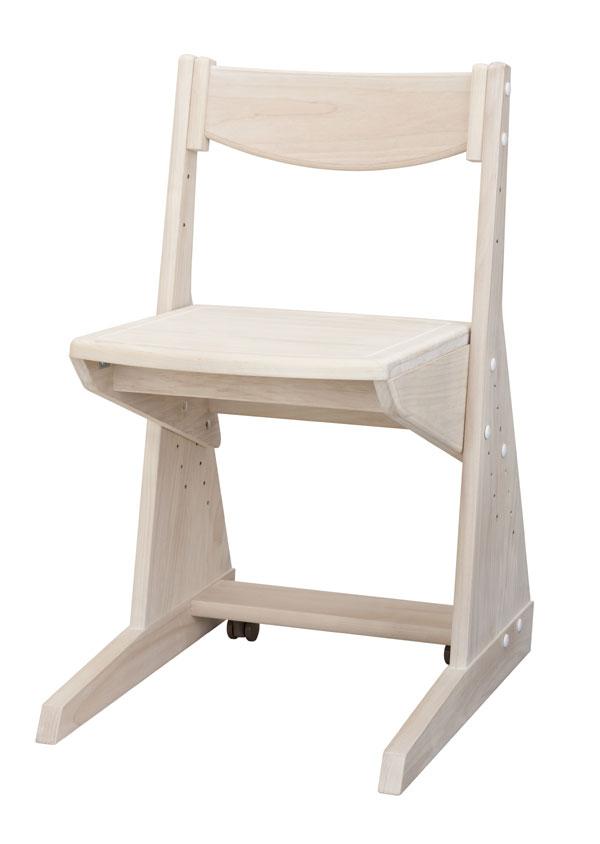 学習チェア ホワイトのみ 日本製 子供椅子 自然...の商品画像