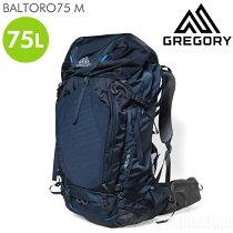 グレゴリーGREGORYメンズバルトロ75MサイズBALTORO75MA3テクニカルアルパインバックパック