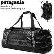 パタゴニア patagonia バッグブラックホールダッフル 60L Black Hole Duffel 49341 ボストンバッグ【送料無料】