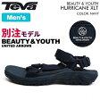 テバ Teva メンズ ハリケーンXLT ビューティアンドユースサンダル ネイビー MEN'S HURRICANE XLT M BEAUTY AND YOUTH NAVY ネイビー
