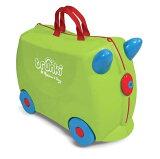 ◎TRUNKI トランキ JADE Green(グリーン) 英国発!ポップでキュートなお子様サイズのスーツケース