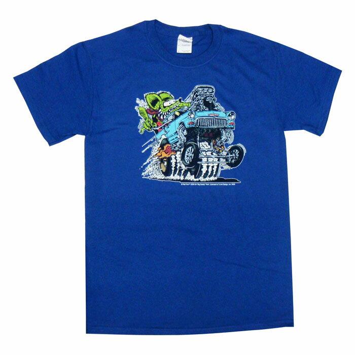 トップス, Tシャツ・カットソー  RatFink T OCTANE S Ed Roth