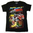 【☆アメリカ直輸入☆】◎ストリートファイター STREET FIGHTER2' Tシャツ 【ZOMBIES:ガイルVS...