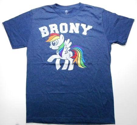 トップス, Tシャツ・カットソー My Little PonyT BRONY(NV) MLP