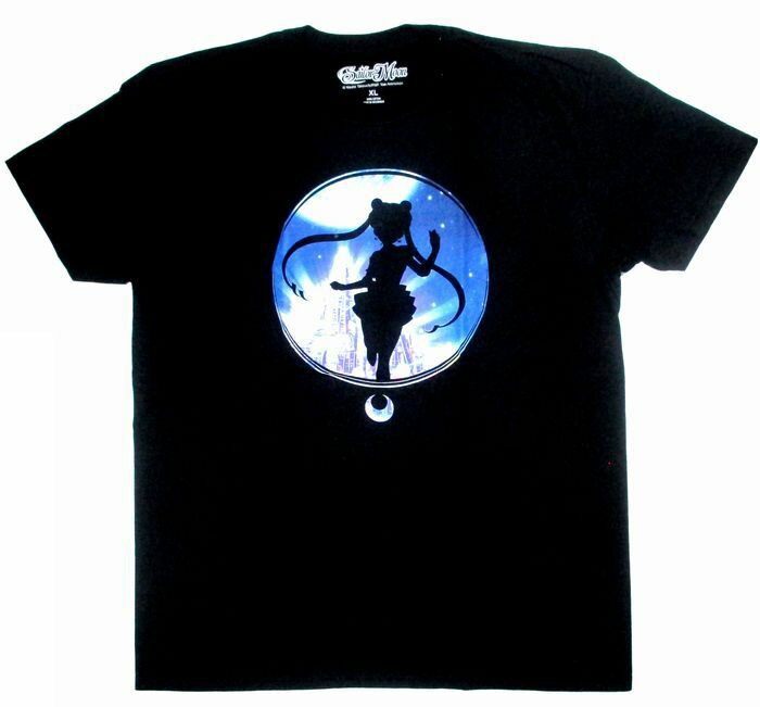 トップス, Tシャツ・カットソー  SailorMoonTM(BK) USJ T T