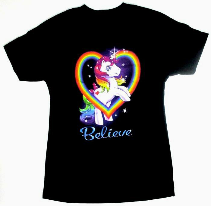 トップス, Tシャツ・カットソー My Little PonyT Believe(NV)MLP T