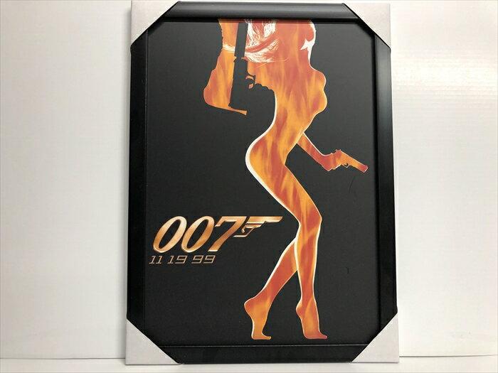 產品詳細資料,|【007】フレーム付ポスター映画 インテリア ジェームズ・ボンド