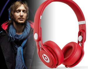 Beats by Dr.Dre ヘッドホン/Beats mixr RED【MIX CD×3枚プ…