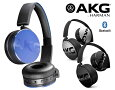 AKG/Y50BTワイヤレスヘッドホン(Bluetooth対応)【送料無料】【DZONE店】