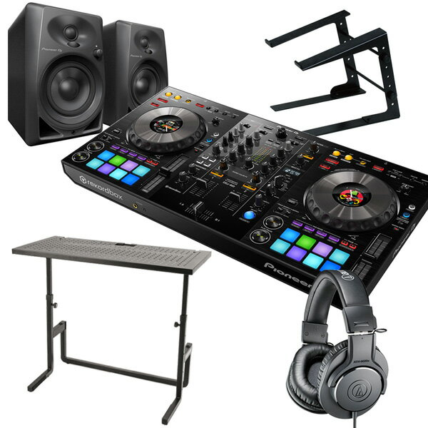 DJ機器, DJコントローラー PIONEER DJ DDJ-800 ATH-M20 DM40 PC DJ DJ rekordbox dj