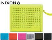 【MIX CD×3枚プレゼント】NIXON ワイヤレススピーカー/THE MINI BLASTER【送料無料】【国内正規品2年間保証】【Bluetooth対応】【DZONE店】