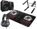 PIONEER DJコントローラーセット/DDJ-SB3 +...