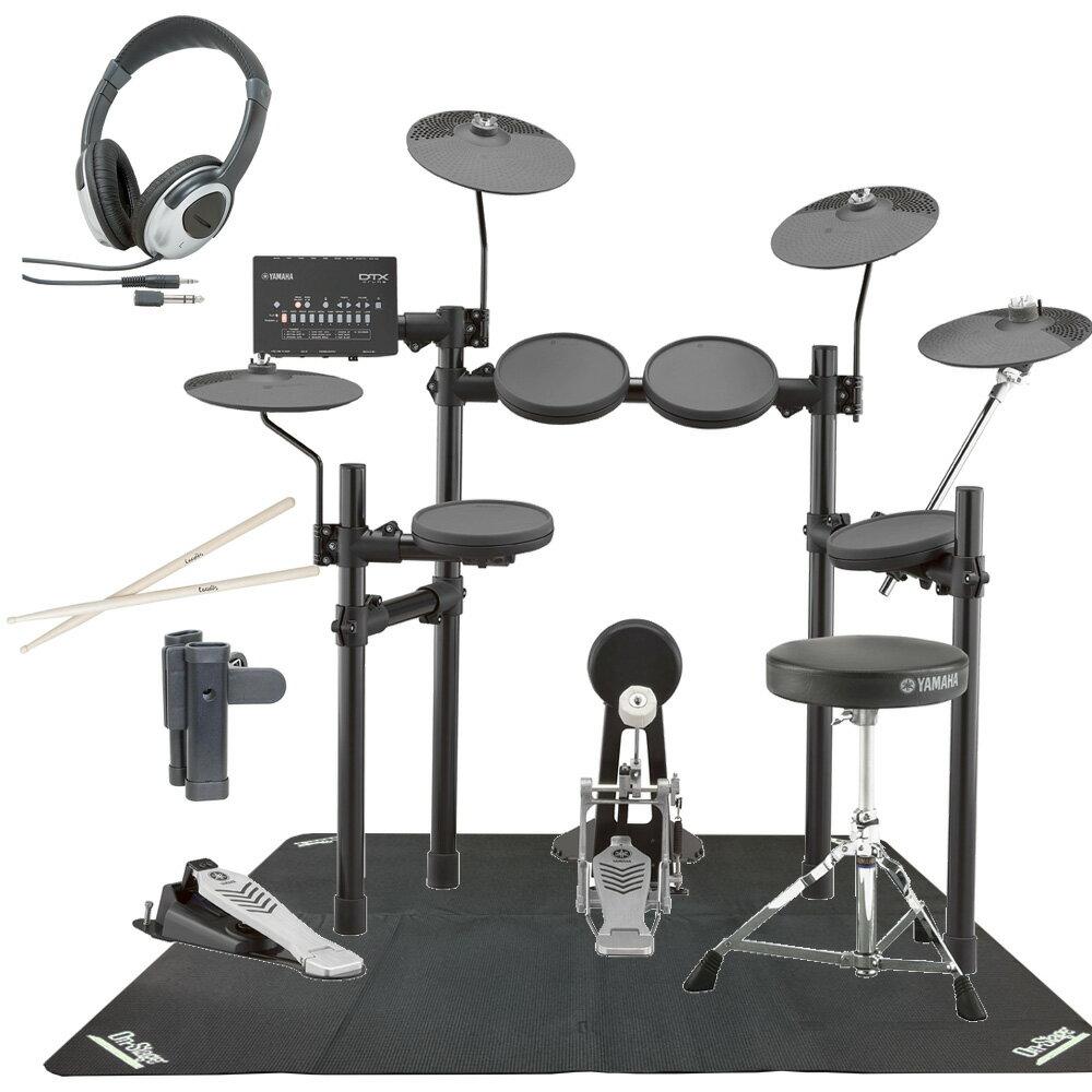 ドラム, 電子ドラム YAMAHA DTX432KUPGS (3) 4 DZONE