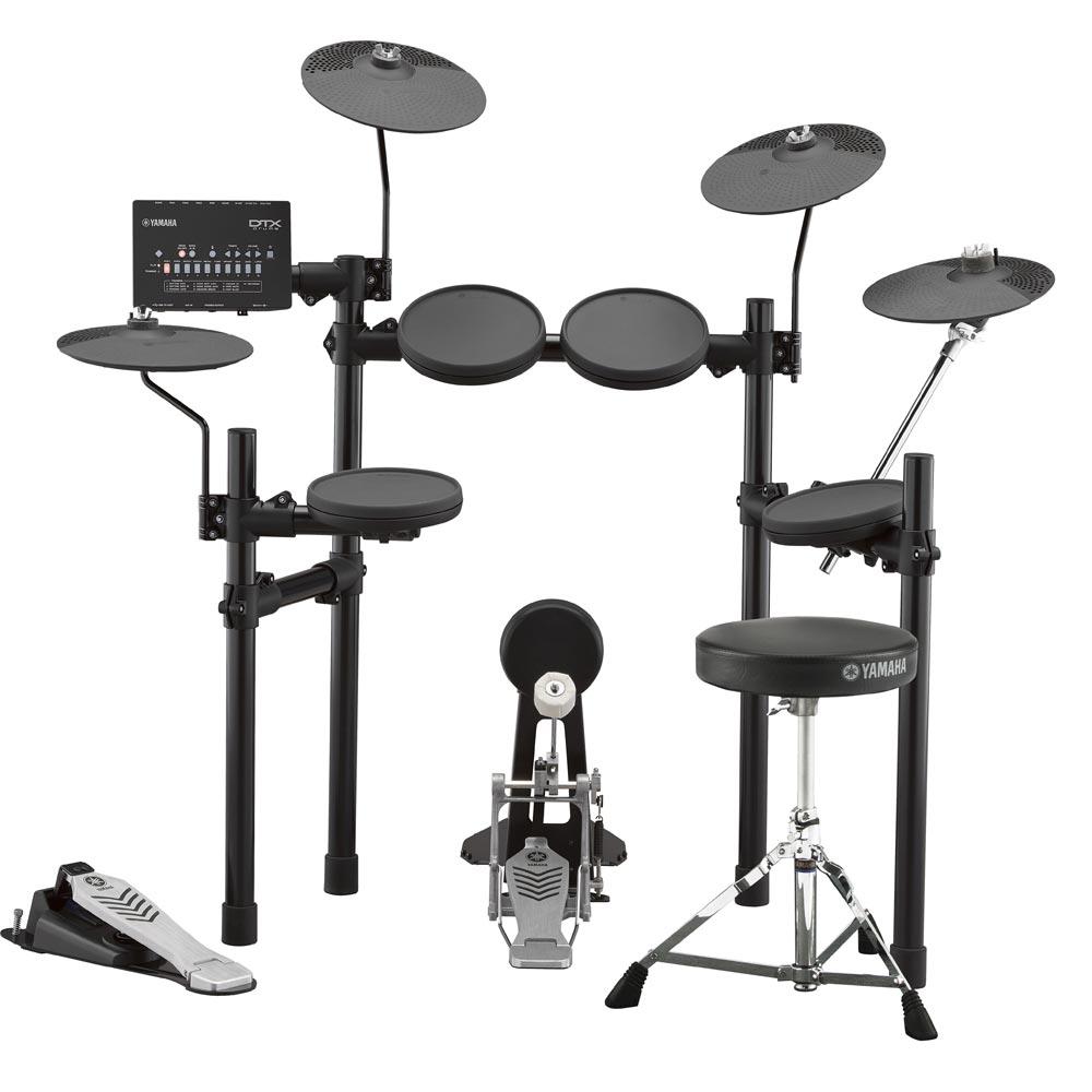 ドラム, 電子ドラム YAMAHA DTX432KUPGS (3) DZONE