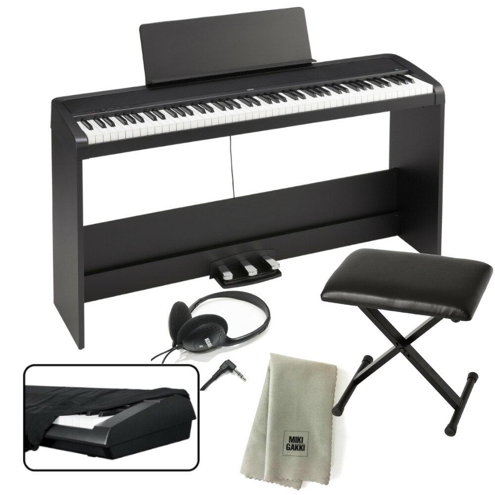 ピアノ・キーボード, 電子ピアノ KORG B2SP BK