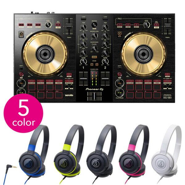 DJ機器, DJコントローラー Pioneer DJ DJ DDJ-SB3-N DJ
