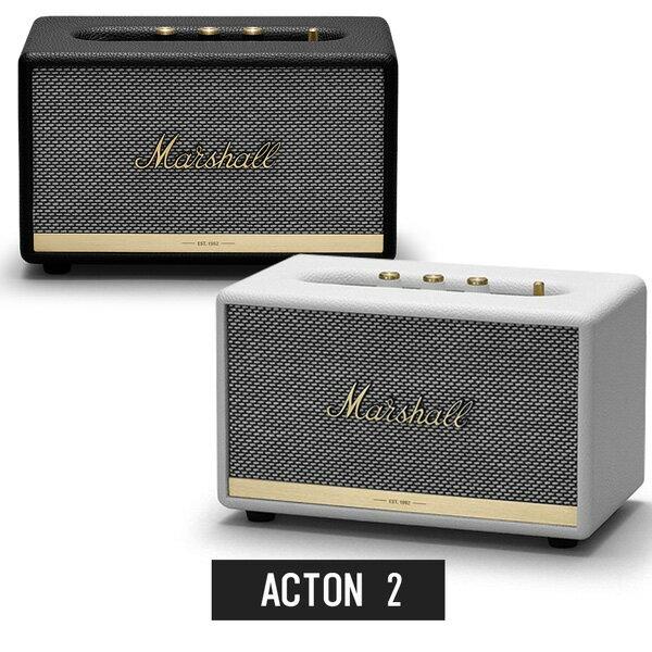 Marshall マーシャル ACTON2 スピーカー Bluetooth5.0対応《国内正規品》