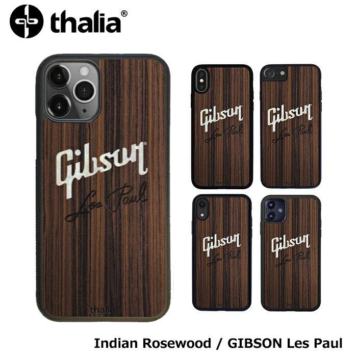 スマートフォン・携帯電話アクセサリー, ケース・カバー Thalia iPhone New Indian Rosewood Gibson PEARL Les Paul Script EngravedGibson