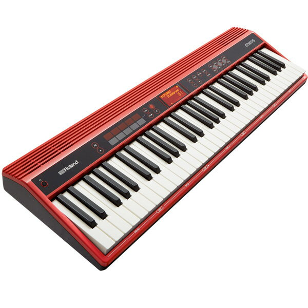 ピアノ・キーボード, キーボード・シンセサイザー ROLAND 61 GO:KEYS GO-61K