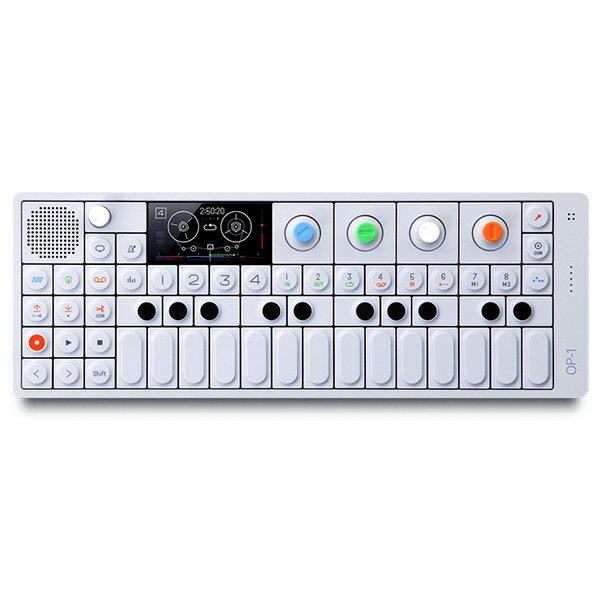 ピアノ・キーボード, キーボード・シンセサイザー Teenage Engineering OP-1