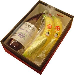 【ブルーベリー&バナナジュースセット1】眼に良いブルーベリーをご家庭で美味しいジュースに出...