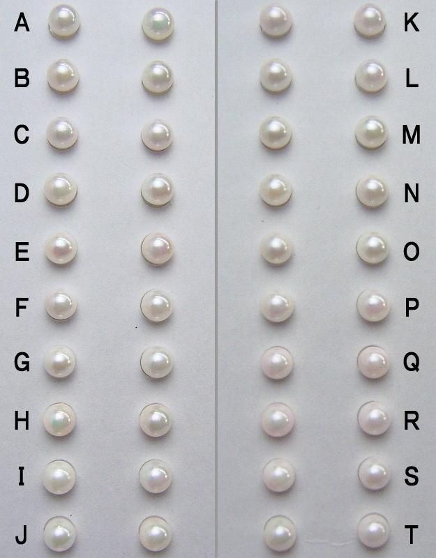 Pt900/K18/K14WGアコヤ真珠ピアス【5mm-5.5mm】【メール便】ewk-5215 (あこや真珠 和珠 あこや本真珠 アコヤ本真珠 本真珠 パールピアス 直結 18金 ベビーパール プラチナ900 ピアス 真珠ピアス)