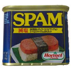 スパムポーク【SPAM】(減塩)