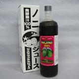 ノニジュース100%(ヤエヤマアオキジュース)