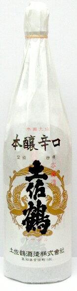 土佐鶴 本醸辛口(本醸造)1.8L