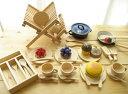 木のおもちゃ ままごと おままごと食器セット ままごと木の食器セット