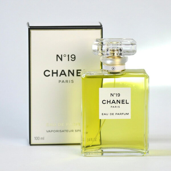CHANEL n19 No.19 100ml EDP SP Eau de Parfum CHAN...