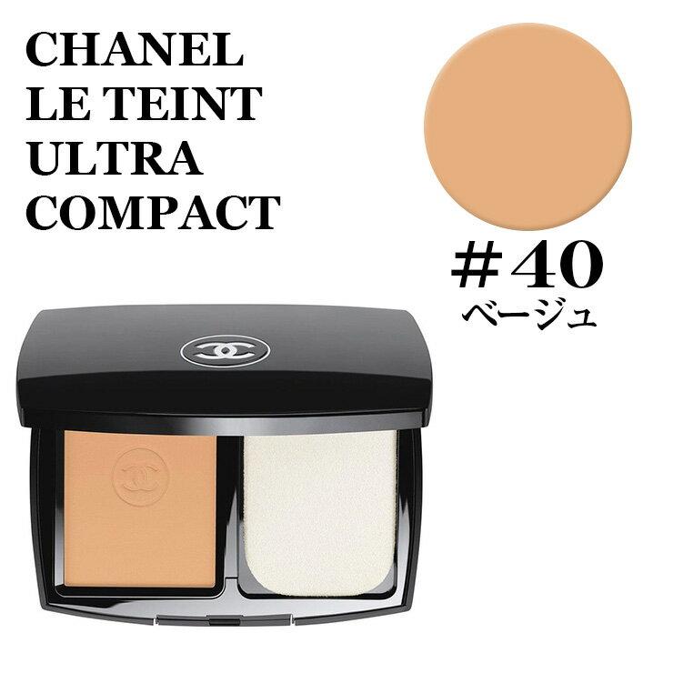 CHANEL discount 40 SPF15 CHANEL LE TEINT U.COMPA...