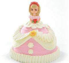 【母の日にカーネーションを添えて】女性のためのサプライズケーキ♪立体デコレーションケーキ...