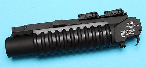 G&P GP-GRE003S LMTタイプM203QDグレネードランチャー(S-size) /BK(黒・ブラック...